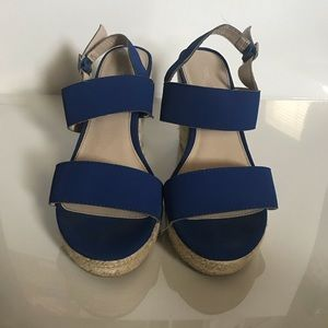 Montego Bay Club Espadrille Wedges